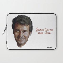 James Garner Laptop Sleeve