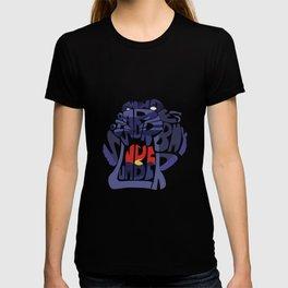 cave of wonders aladdin T-shirt