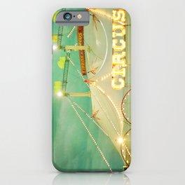 Circus II iPhone Case