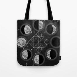 Moonhands Tote Bag