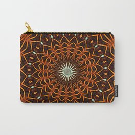 VINTAGE MANDALA Carry-All Pouch