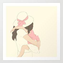 Mothers Art Print