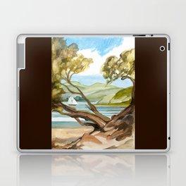 Summer At Coopers Beach Laptop & iPad Skin