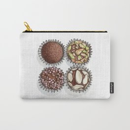 Candie & Sweets: Truffles Carry-All Pouch