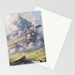 Howl's Stationery Cards
