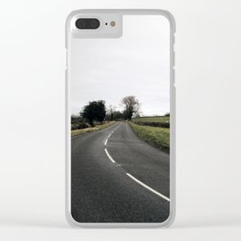 British countryside Clear iPhone Case