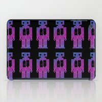 robots iPad Cases featuring Robots by Scar Design