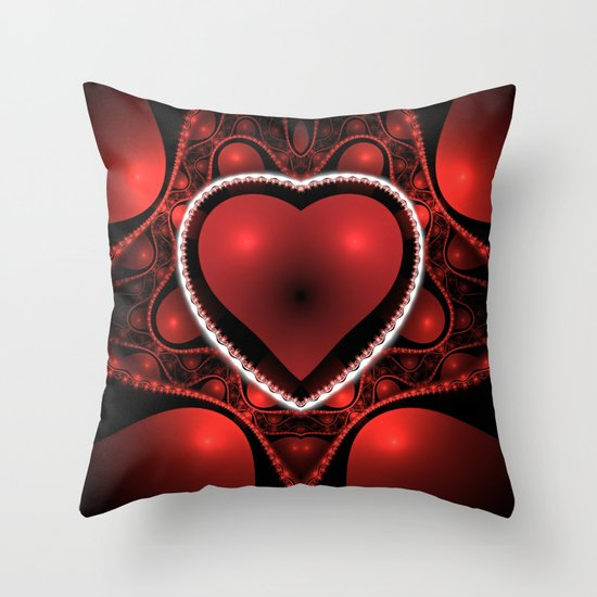 Valentine's Day is Coming! Throw Pillow