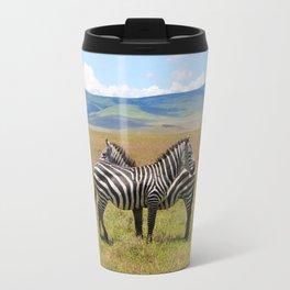 Striking Stripes  Travel Mug