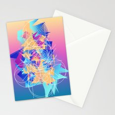 Burger Lines Stationery Cards