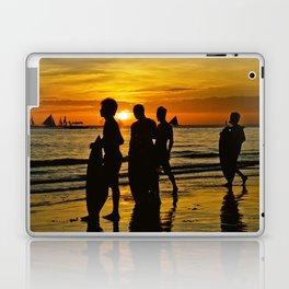 Surfer Dudes Laptop & iPad Skin
