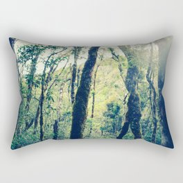 Personal Forest Rectangular Pillow