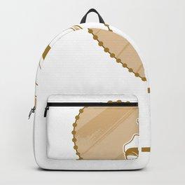 Catholic Heart with Cross Backpack