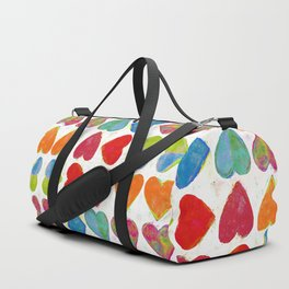 Heartstrings Duffle Bag