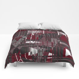 Land of Red Comforters