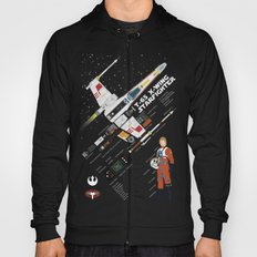 X-wing dissection  Hoody