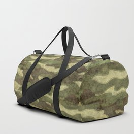 Dirty Camo Duffle Bag