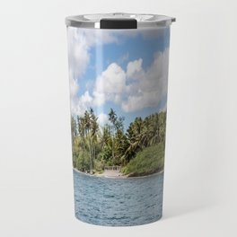 Dauin Coastline Travel Mug