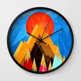 BIG DAY Wall Clock
