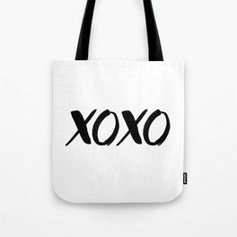 XOXO - Hugs and Kisses Tote Bag