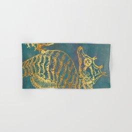 Deep Sea Life Seahorse Hand & Bath Towel