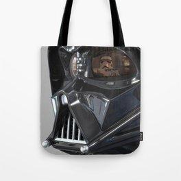 Darth Vader Playboy Flagrant Tote Bag