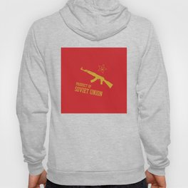 AK-47 (Product of SOVIET UNION) Hoody