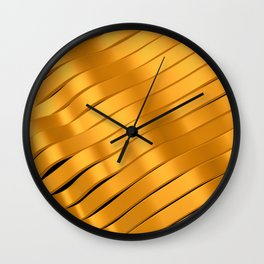 Goldie XIII Wall Clock