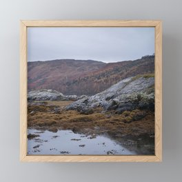 Scotland Framed Mini Art Print