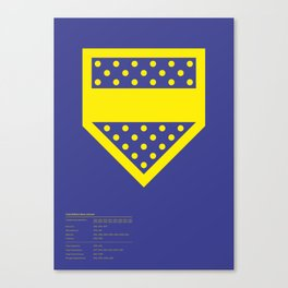Boca Juniors Canvas Print