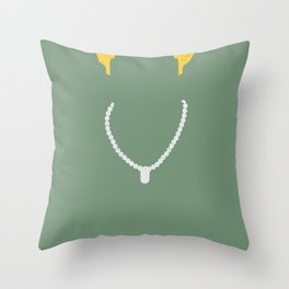 Guile - Sonic Boom Throw Pillow