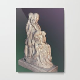 Family by Shimon Drory Metal Print