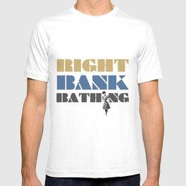 Right bank bathing T-shirt