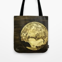 Universal Love from Pluto Tote Bag