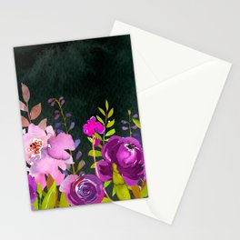 Flowers bouquet #47 Stationery Cards