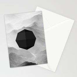 Octagon Stationery Cards