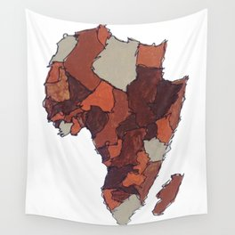 Motherland Wall Tapestry