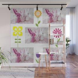 Little Bunny Foo Foos Wall Mural