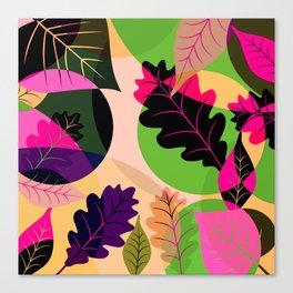 Fleurs 04 Canvas Print
