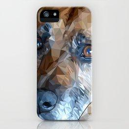 Mosley Dog iPhone Case