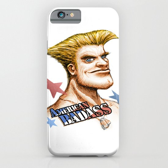 American Badass iPhone & iPod Case