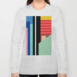Cityscape 86 Long Sleeve T-shirt