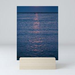 Ocean Sunrise Mini Art Print