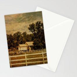 Otisville Sanitarium Barn Stationery Cards