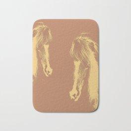 Double Pony Bath Mat
