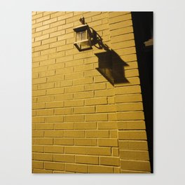 Well Worn And Alone Canvas Print