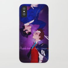 The Sun and Stars iPhone X Slim Case