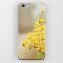 Flowers for Mom! iPhone Skin