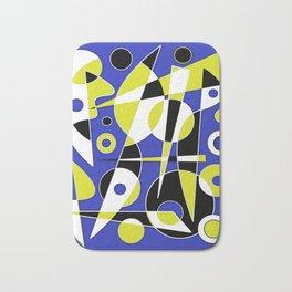 Abstract #853 Bath Mat