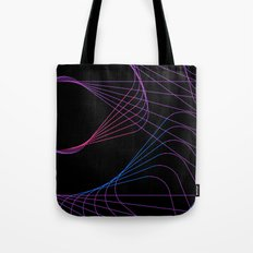 Spirowire Tote Bag